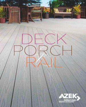 Dennisville Fence Product Brochure - AZEK Deck image