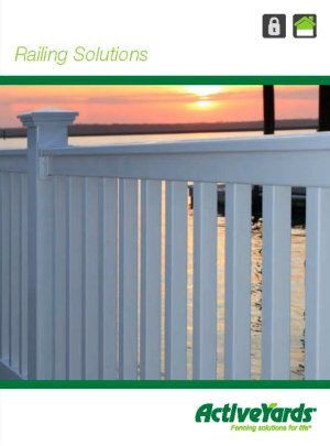 Dennisville Fence Product Brochure - ActiveYards Railing Solutions image