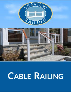 Cable Railing Brochure Cover
