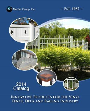 Dennisville Fence Product Brochure - LMT 2014 Product Catalog image