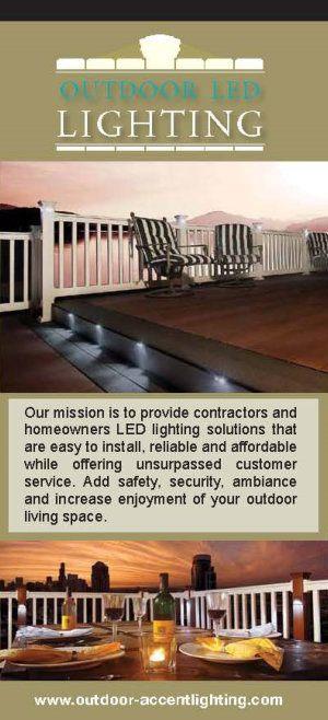 Dennisville Fence Product Brochure - LMT 2014 Outdoor LED Lighting image
