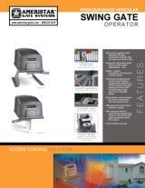 Swing Gate Operator - 6050AGS and 6100AGS Brochure image