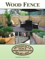 Dennisville Fence Product Brochure - Wood Fence image