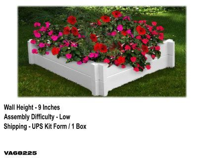 Huntington Raised Garden Bed image