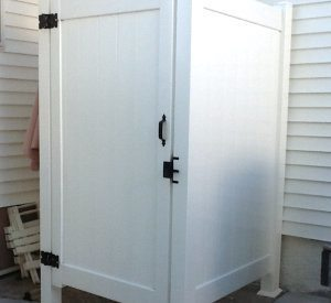 Outdoor Shower Enclosures image