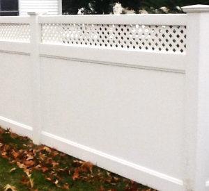 Vinyl Fence image