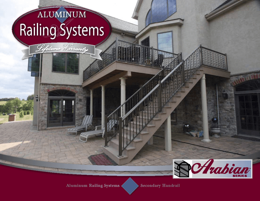 Aluminum Railing Systems image