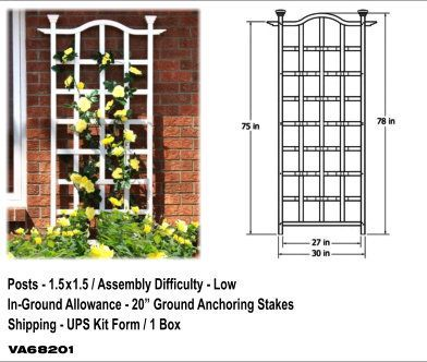 London Trellis image