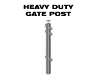 Aluminum Fence - Heavy Duty Gate Post