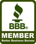Better Business Bureau Member Badge image