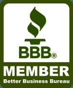 Better Business Bureau Member Badge image