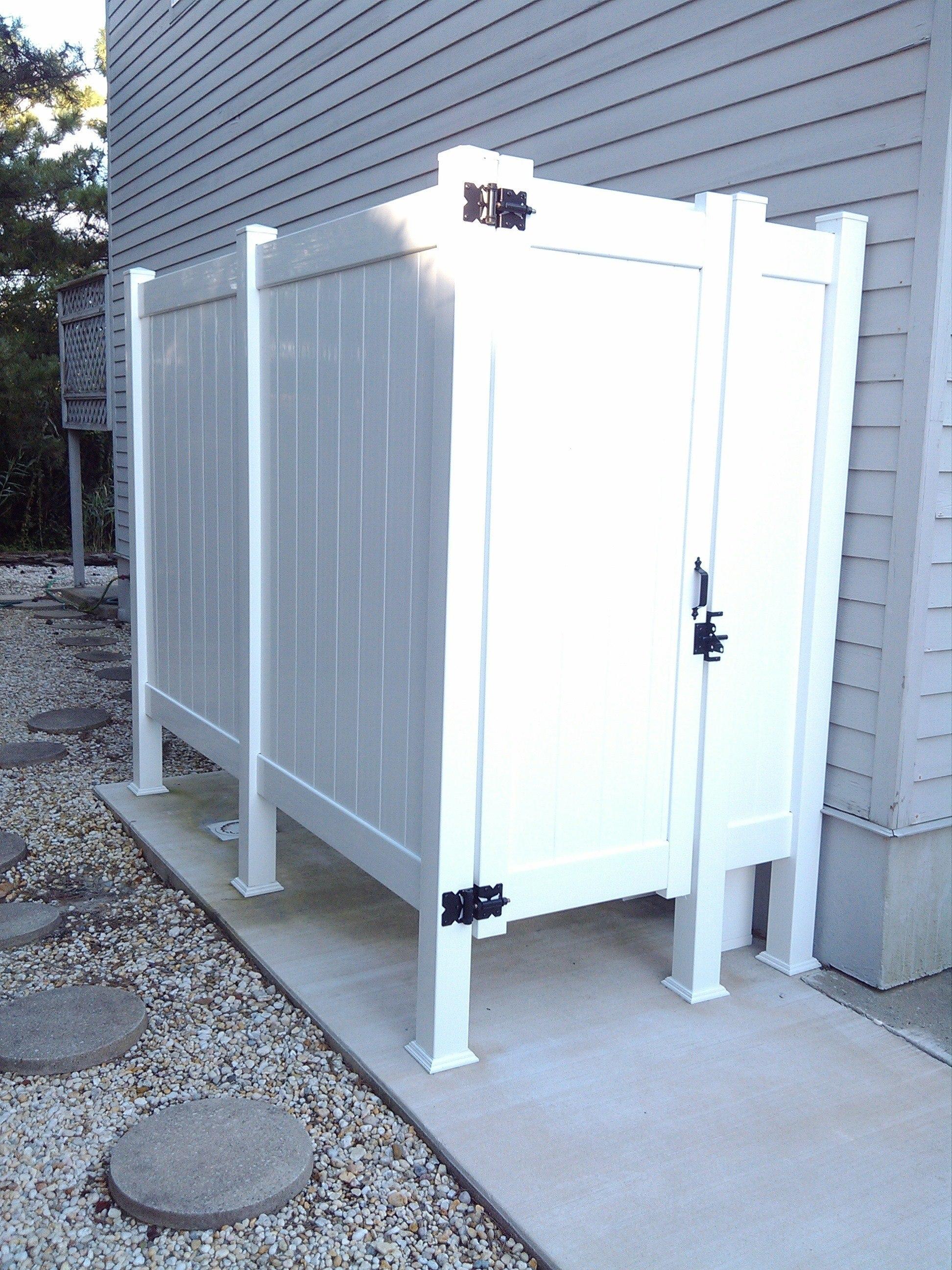 Outdoor Shower Enclosures Gallery