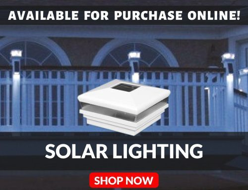 Outdoor Solar Lighting Available For Purchase Online