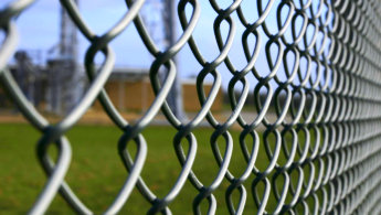 Chain Link Fence image