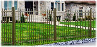 Aluminum Fence Haven Series image