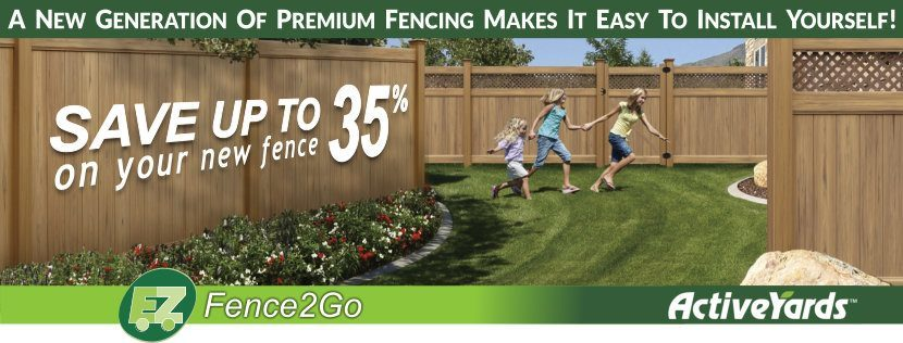 EZ Fence2Go - Save Up To 35% When You Install Yourself image