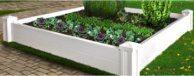 Raised Garden Bed image