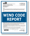 Wind Code Report for Vinyl PVC Fence image