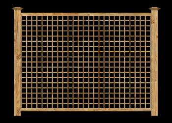 Attractive Cedar Fence Panels #1: Wood-fence-cedar-square-english-lattice-panel-w1020-catalogimage.png