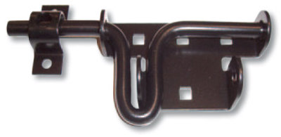 Slide Bar Latch for Wood Fence Gates Image