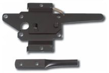 Standard Post Latch for Wood Fence Gates Image