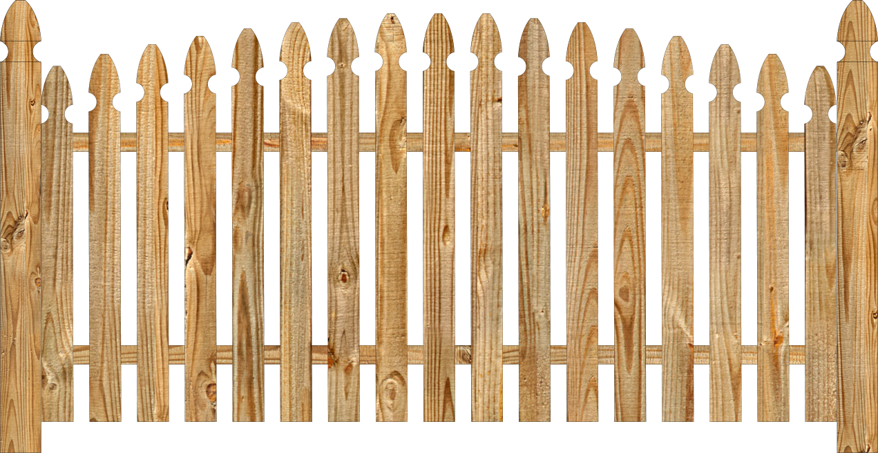 Spaced picket wood fence dennisville fence view larger fence image icon baanklon Gallery