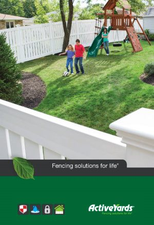 Dennisville Fence Product Brochure - ActiveYards Master Fence Brochure 2018 image