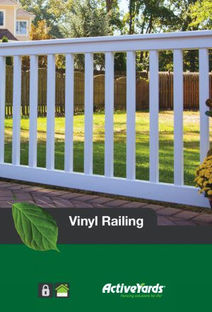 Dennisville Fence Product Brochure - ActiveYards Railing Solutions 2018 image