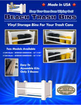 Denisville Fence Beach Trash Bins Brochure