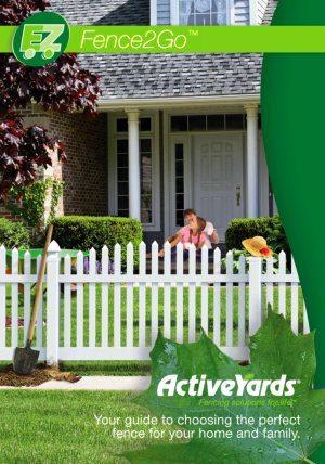 Dennisville Fence Product Brochure - EZ Fence2Go image