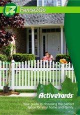 EZ Fence2Go Brochure image