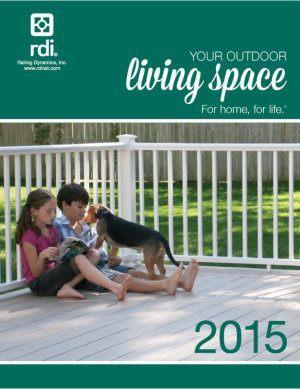 RDI Railing Catalog 2015 image