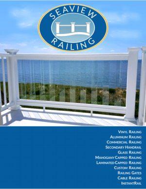 Seaview Railing Brochure Cover