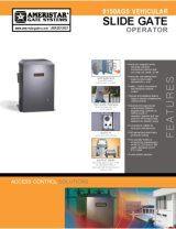 Slide Gate Operator - 9150AGS Brochure image
