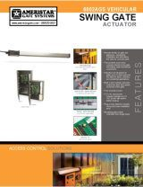 Swing Gate Operator Brochure image