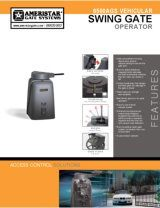 Swing Gate Operator - 6500AGS brochure image