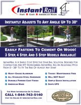 InstantRail Brochure -- Click To Download