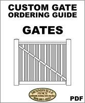 Custom Gate Ordering Guide image