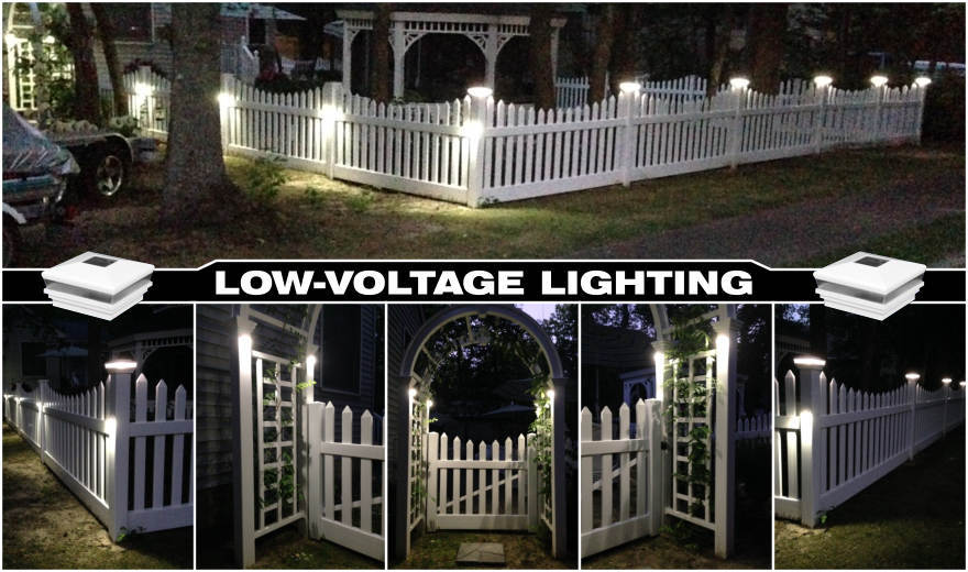 Low-Voltage Lighting Solutions