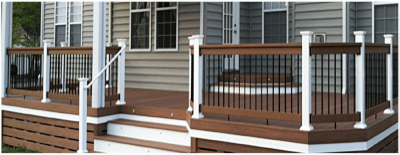 WOLF Decking PVC Collection image