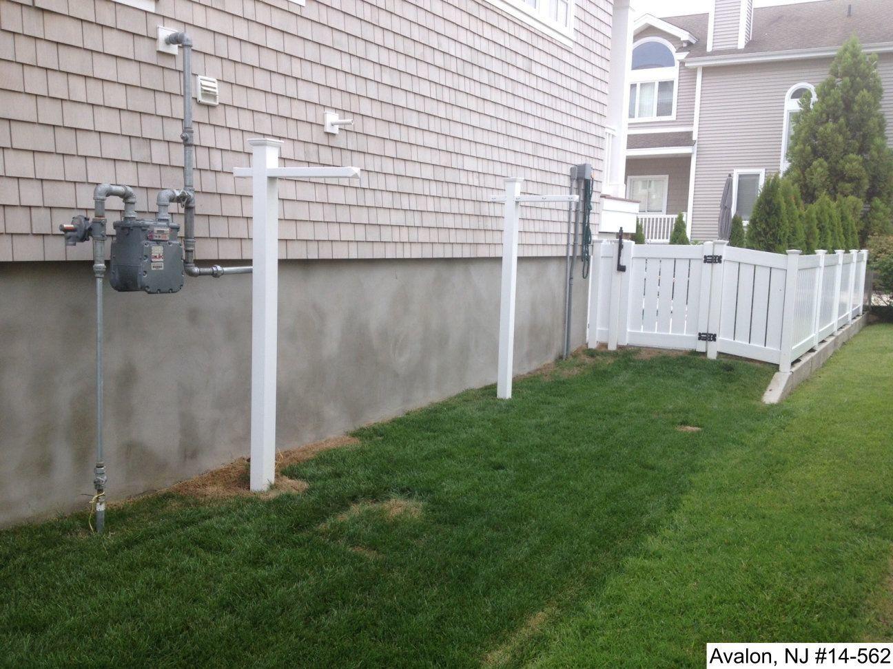 clothesline photo gallery dennisville fence