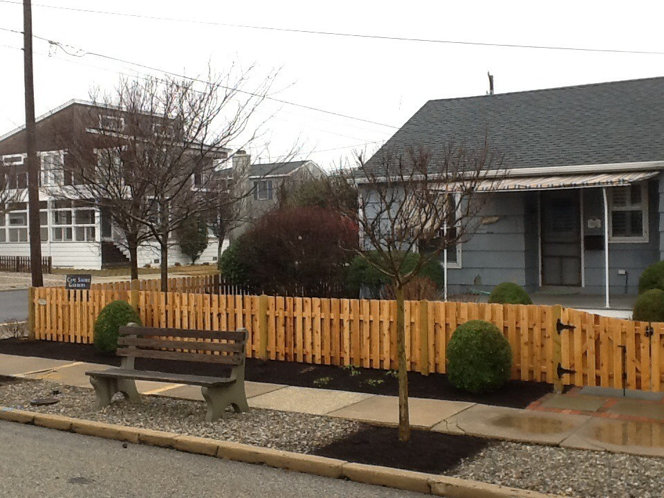 Wood Fence Photo Gallery Dennisville Fence