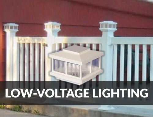 Outdoor Low-Voltage Lighting