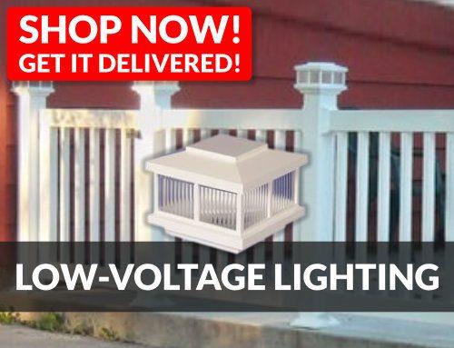 Outdoor Low-Voltage Lighting
