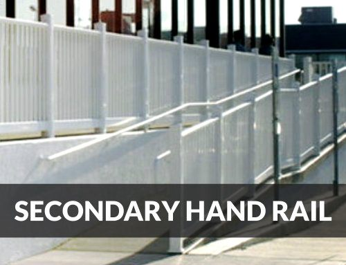 Secondary Hand Rail