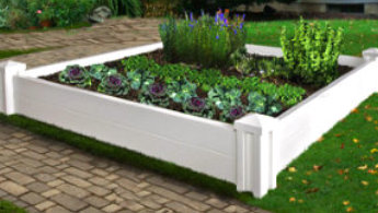 Raised Garden Bed image