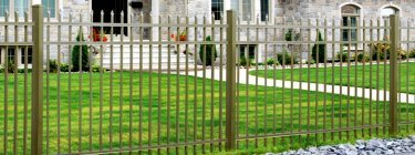 Aluminum Fence Haven Series image