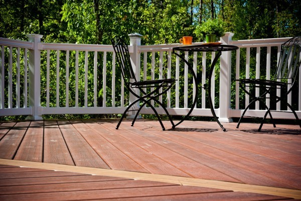 Wolf Capped Composite Decking Photo Gallery Dennisville